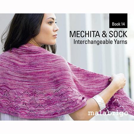Malabrigo Pattern Books: Mechita & Sock Book 14