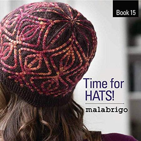 Malabrigo Pattern Books: Time for Hats Book 15