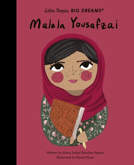 Malala Yousafzai: Little People, Big Dreams (Pre-order)
