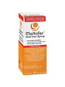MALTOFER Iron Syrup 50mg/5ml 150ml