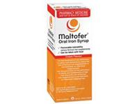 Maltofer Syrup Oral Iron Liquid - 150ml