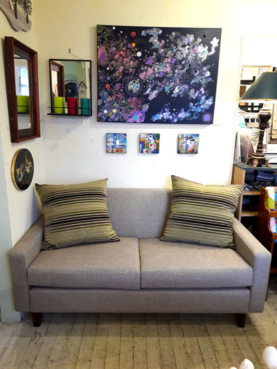 Mame Sofa - Sale Item