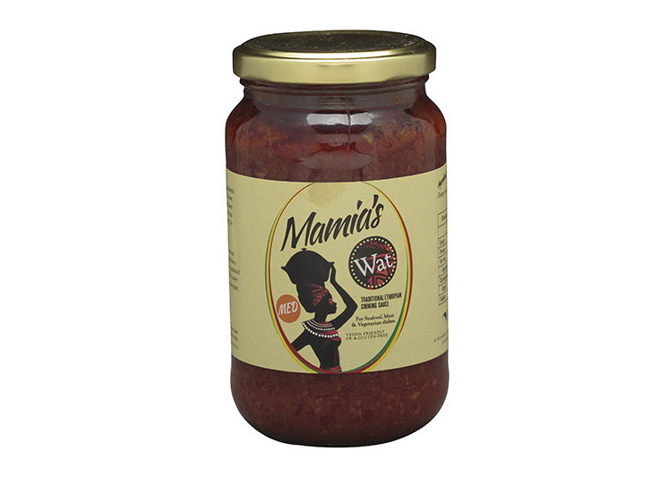 Mamias Traditional Ethiopian Cooking Sauce
