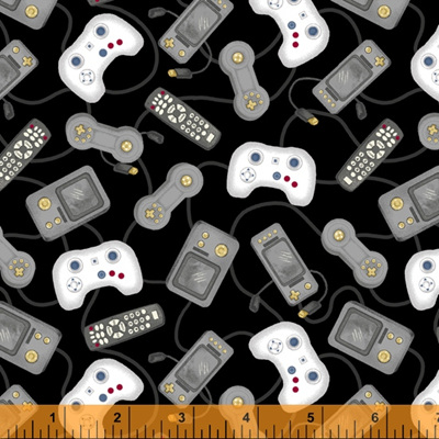 Man Cave - Game Controllers