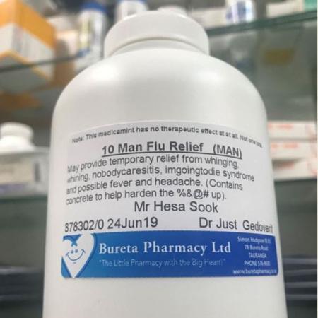 Man Flu  Relief