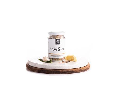 Man Grind Salt Blend 250gm Jar