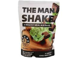 MAN SHAKE CHOC MINT