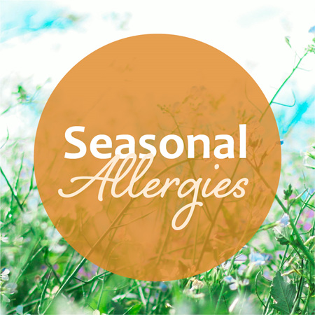 Managing your seasonal allergies and asthma