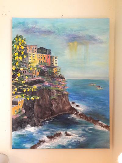 Jane Taylor Manarola  Cinque Terre, Italy
