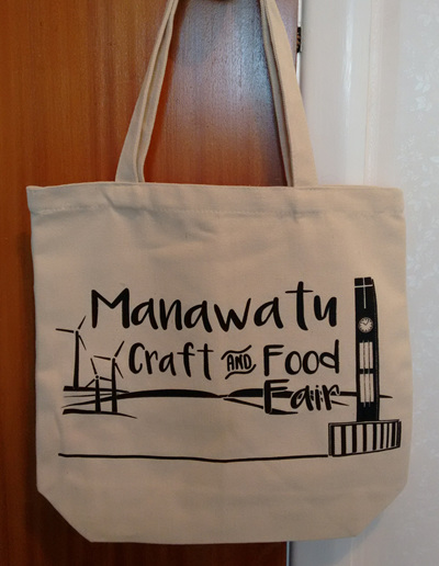 Manawatu Craft and Food Fair Calico Bag