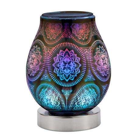 Mandala LED 3D Warmer