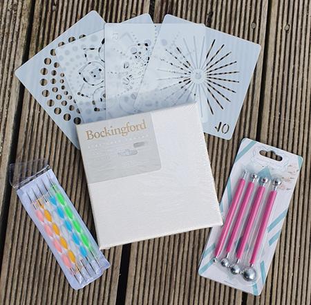 Mandala Starter Kit
