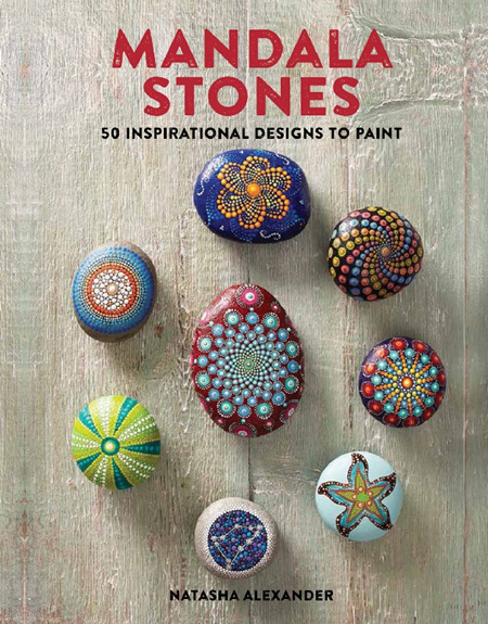 Mandala Stones - 50 Inspirational Designs to Paint