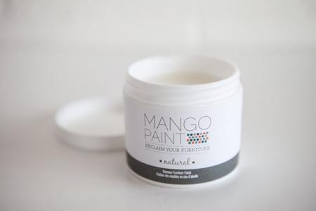 Mango Paint Beeswax Furniture Finish 'natural'