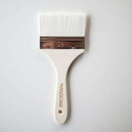 "Mango Paint Ultra Soft 4"" Paint Brush"