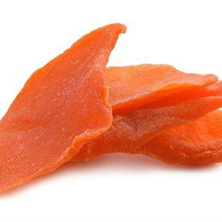 Mango Slices Dried Raw Organic - 100g