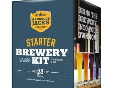 Mangrove Jack's Starter Brewery