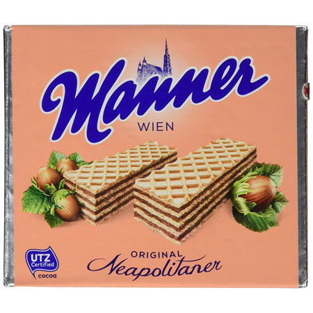 Manner Original Neapolitan Wafers