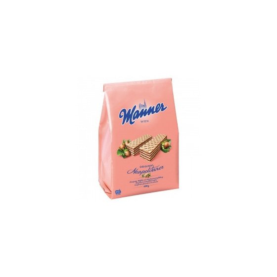 Manner Wafers Bag