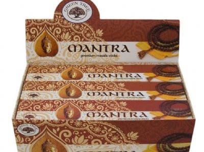 Mantra Incense