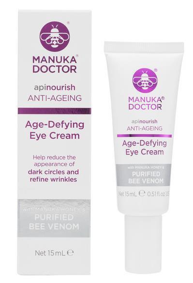 MANUKA DOCTOR APINOURISH AGE-DEFYING EYE CREAM 15ML