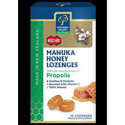 Manuka Health Manuka Honey Lozenges - Propolis