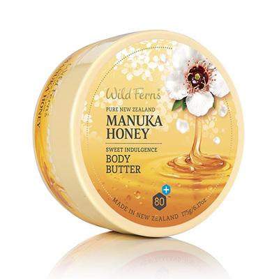 Manuka Honey Body Butter 175g