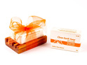 Manuka honey clean earth soap