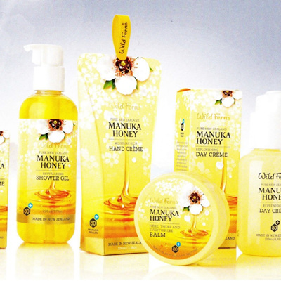 Manuka Honey Cosmetics