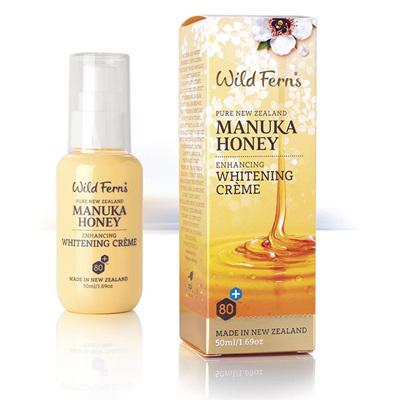 Manuka Honey Enhancing Whitening Creme 50ml