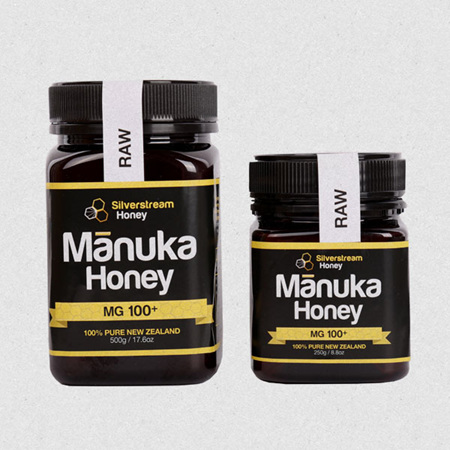 Mānuka Honey MG 100+ (250g)