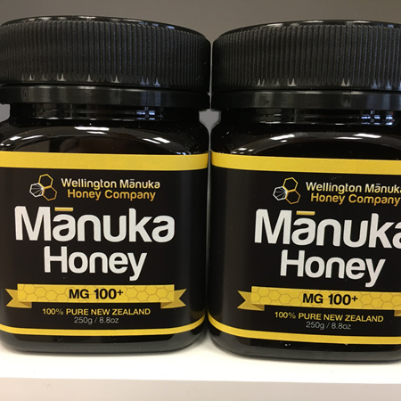 Manuka Honey MG 100+ (250g)