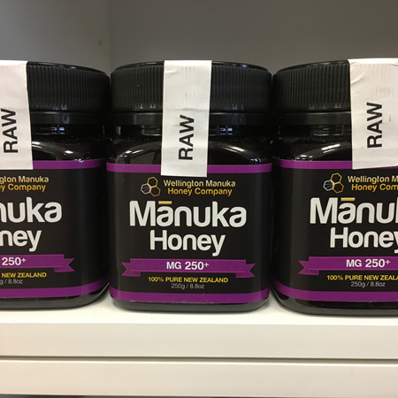 Manuka Honey MG 250+ (250g)