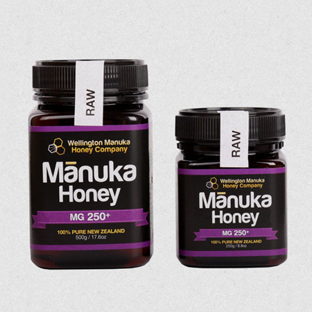 Mānuka Honey MG 250+ (250g)