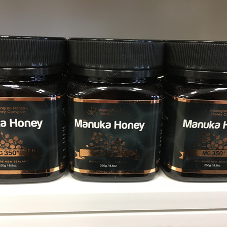 Manuka Honey MG 350+ (250g)