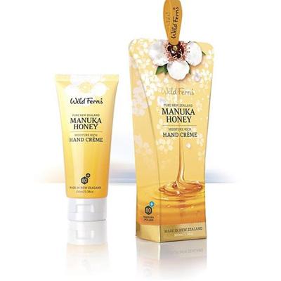 Manuka Honey Moisture Rich Hand Creme 100ml