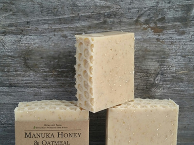 Manuka Honey & Oatmeal