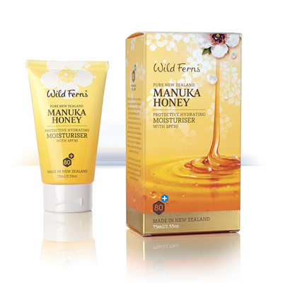 Manuka Honey Protective Hydrating Moisturiser with SPF30 75ml