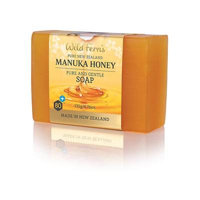 Manuka Honey Pure and Gentle Soap 135g