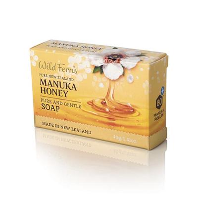 Manuka Honey Pure and Gentle Soap 40g