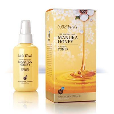 Manuka Honey Purifying Toner 140ml