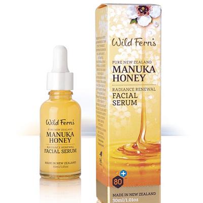 Manuka Honey Radiance Renewal Facial Serum 30ml