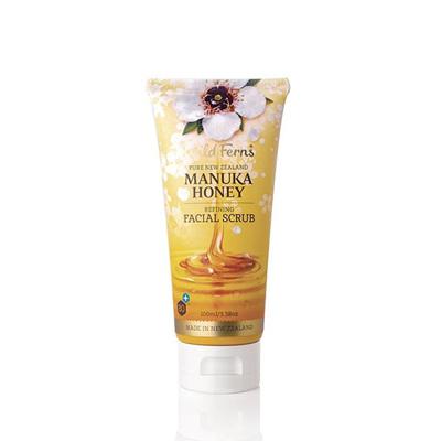 Manuka Honey Refining Facial Scrub 100ml