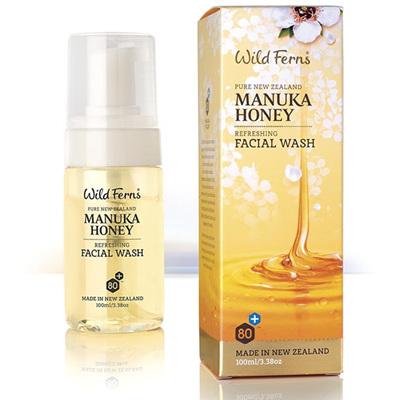 Manuka Honey Refreshing Facial Wash 100ml