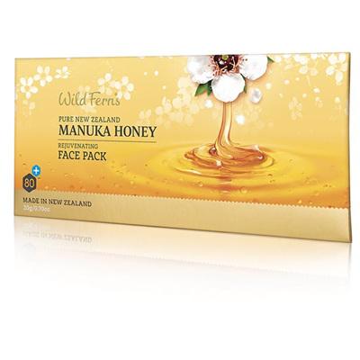 Manuka Honey Rejuvenating Face Pack Sachet 20g