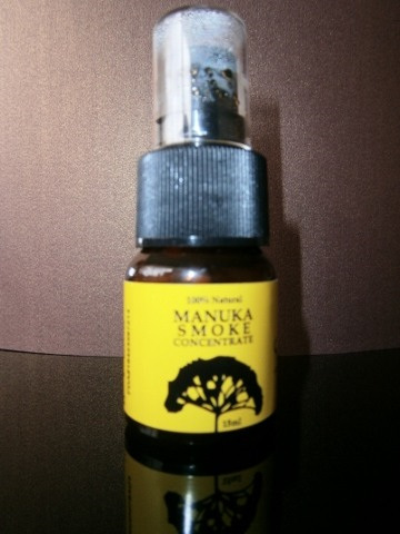 Manuka Smoke 100% Natural Sprayer Bottle 15ml