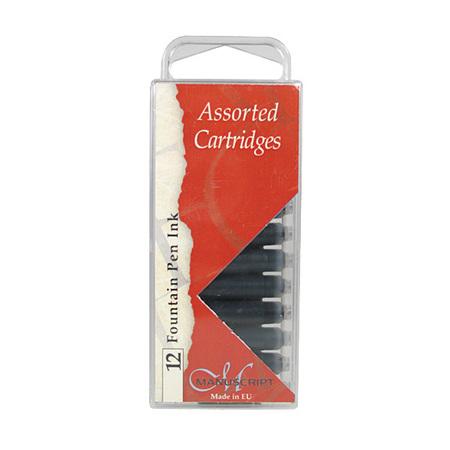 Manuscript Ink Cartridges - Int Std