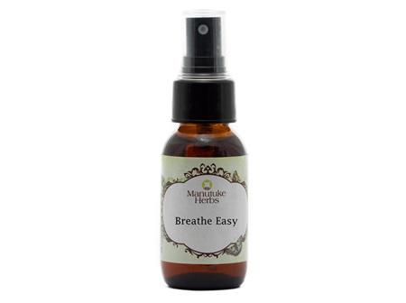 Manutuke Herbs - Breath Easy 50ml