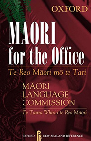 Maori for the Office (OUP)