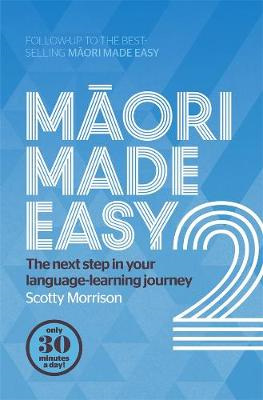 Maori Made Easy 2 (PRE-ORDER ONLY)